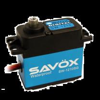 SAVOX SW1210SG Waterproof Coreless Steel Gear Digital Servo