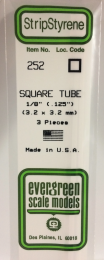 """Square Tubing 1/8"""" (3)"""