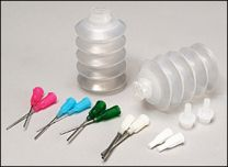 Set of Accordion Bottles