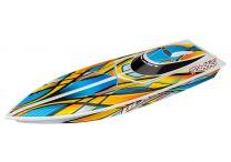 "Traxxas Blast 24"" High Performance RTR Race Boat - Orange"