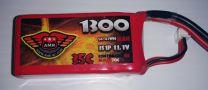 1300-35-3S - LiPo - 11,1Volts 35C