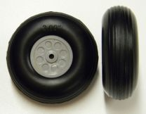 AMR PU wheels 3'' (inches)