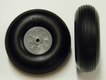 AMR PU wheels 3 1/4'' (inches)