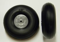 AMR PU wheels 3 1/2'' (inches)