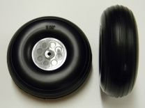 AMR PU wheels 5'' (inches)