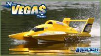 U-18 Miss Vegas Deuce Hydroplane RTR 2.4GHz