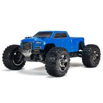 1/10 Big Rock Crew Cab 4X4 3S BLX 4WD MT (Blue)