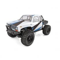 1/12 CR12 Tioga Trail Truck RTR, White and Blue