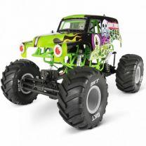 1/10 GRAVE DIGGER Monster Truck RTR
