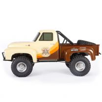 1/10 SCX10 II 1955 Ford 4wd RTR Brown