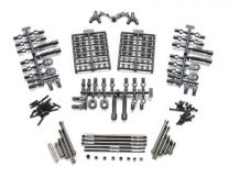 "Aluminum Wheelbase Links Set 12.3\"" (313mm)\"""