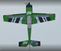 "35% 107"" Extra 330LX 100-120cc Print Green"