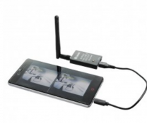 EACHINE ROTG01 UVC OTG 5.8G 150CH FULL CHANNEL FPV RECEIVER FOR ANDROID MOBILE ONLY