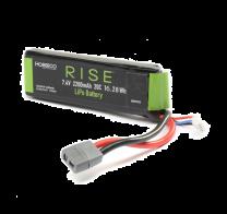 2200mAh 2S 7.4V LiPo ARCHON 370 GPS - RISE
