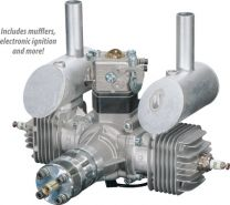 DLE-40cc Twin Gas Engine