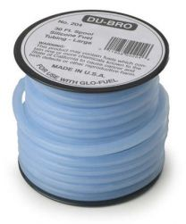 30 ft. Large Super Blue Silicone Tubing #204