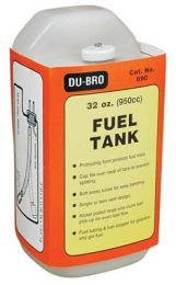 32 oz Fuel Tank 950cc (1/pkg) #690