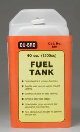 40 oz Fuel Tank 1200cc (1/pkg) #691