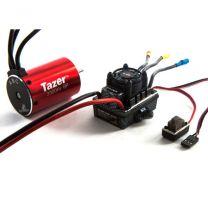 Tazer 1/10 6-pole 3300Kv WP ESC/Motor Combo V2