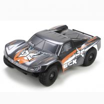 1/18 Torment 4WD SCT RTR, Gray/Orange