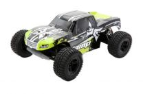 1/10 AMP MT 2WD Monster Truck: Black/Green RTR