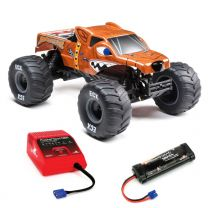 1/10 Brutus 2WD Monster Truck Brushed RTR Combo