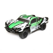 1/10 4WD Torment SCT Brushed White/Green RTR