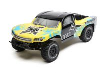 1/10 2wd Torment SCT Brushed, Lipo: Yel/Blue RTR