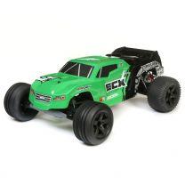 1/10 Circuit 2WD Stadium Truck Brushed RTR, Green