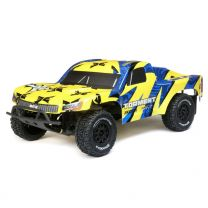 1/10 2wd Torment SCT: Yellow/Blue RTR