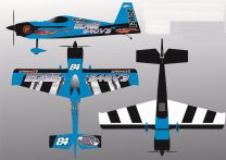 "37% 107"" Edge 540 V3 100-120cc Blue Print ARF"