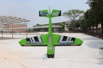 "60cc 92"" Pilot RC Edge 540 V3 Green Scheme"