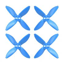 Avan 2035 4-Blade Propellers (1.5mm Shaft) - Blue