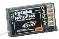 R616FFM 2.4GHZ FASST PF RX 6CH