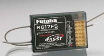 R617FS 2.4GHZ FASST RX 7CH