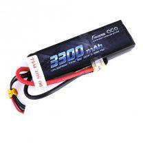 3300mAh 3S1P 11.1v 50C LiPo XT60 Plug Soft Case