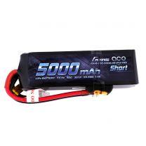 5000mAh 3S1P 11.1V 50C LiPo XT60 Plug Soft Case