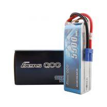 5500mAh 4S1P 14.8V 60C LiPo EC5 Plug Soft Case