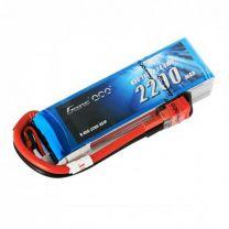 2200mAh 11.1V 45C 3S1P Lipo Battery Pack w/ Deans