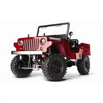 SAWBACK 1/10TH SCALE CRAWLER ARTR (RED) - 4WD