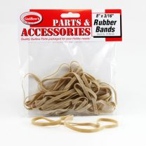 "8""x3/16"" Rubber Band - Pack of 10 pcs"