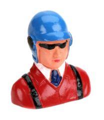 1/9  Pilot, with Helmet, Glasses & Tie