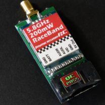 RACE BAND 200MV 5,8GHZ A/V 15 CH