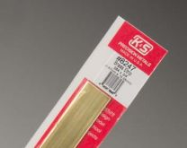 ".064 x 3/4"" Brass Strip (1 pc per card)"