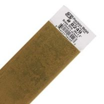 ".064 x 2"" Brass Strip (1 pc per card)"