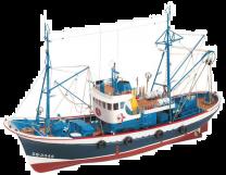 1/50 Marina II Wooden Model Ship Kit