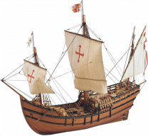 1/65 La Pinta Wooden Model Ship Kit
