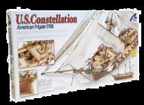 1/85 U.S. Constellation Wooden Model Ship Kit