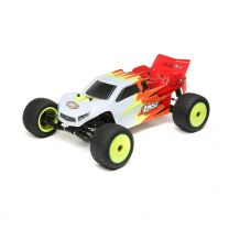 1/18 Mini-T 2.0 RTR, Red/White: 2wd