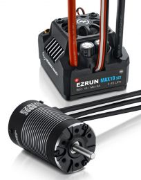 EZRUN MAX10 SCT COMBO (2-4S) - A MAX10 SCT-3660SL-4000KV